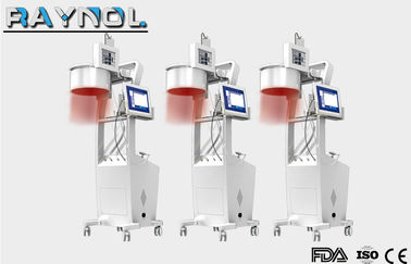 China Diode Laser Hair Growth Treatment Machine Red / Blue / Yellow factory